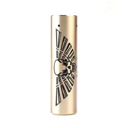 The ROGUE MOD V3 skull 24mm Clone 18650 мех мод